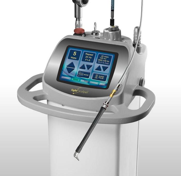 Laser dentist lightscalpel