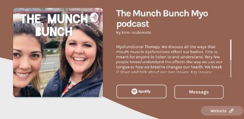 The Munch Bunch